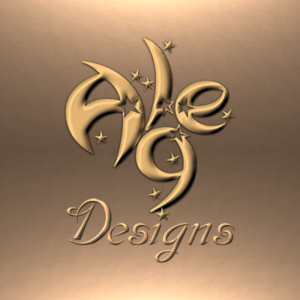 Alge Logo Full Gold